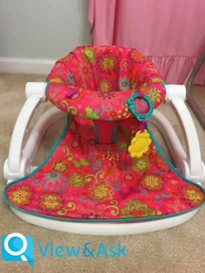 fisher-price-sit-me-up-chair & Fisher Price Sit-Me-Up Chair for sale in Buford GA